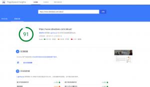 谷歌测速工具桌面