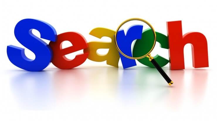 Google 搜索指令