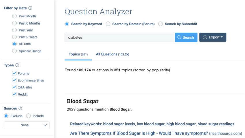 question-analyzer