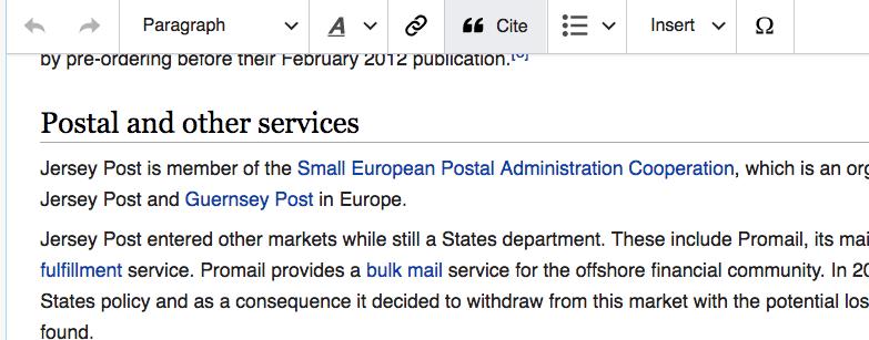 维基百科外链做法
