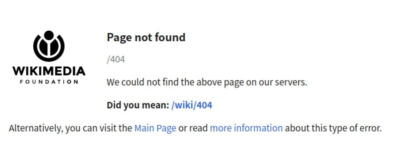 如何处理404页面