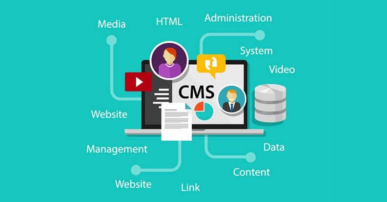 cms website system (